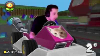 New character in Mario Kart