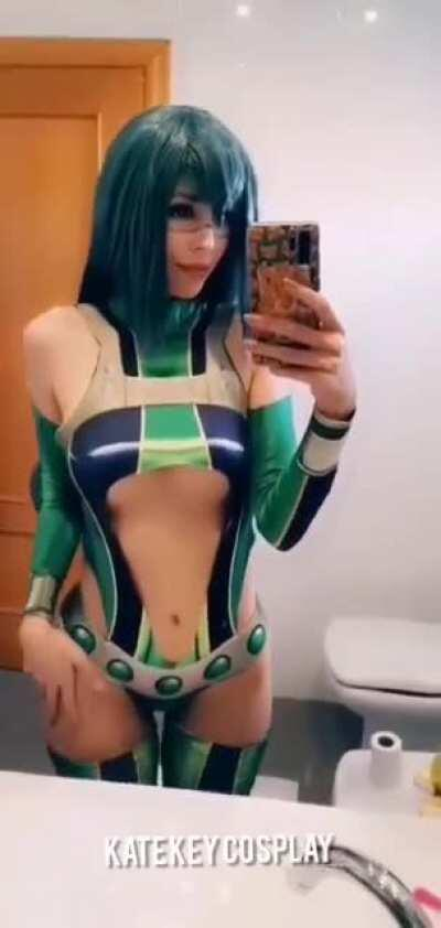 Ready for summer? Froppy erocospplay teaser- by Kate Key (self)