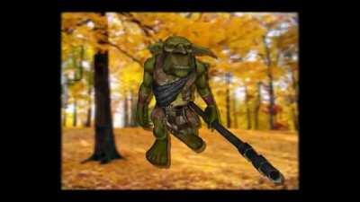 Goblins, I don't like 'em
