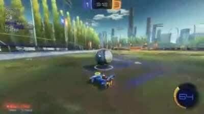 Not horrible, my first musty 2 touch in game (comp c2)