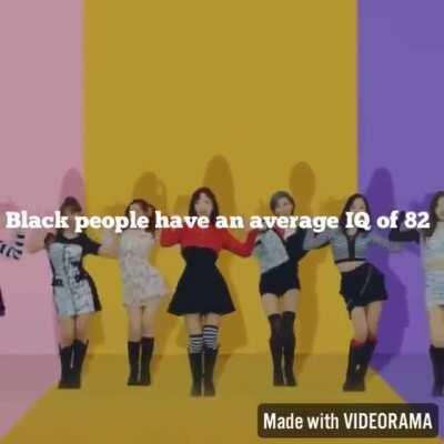Very racist meme I came across on discord, made me chuckle