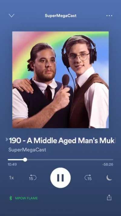 Man chokes to death on podcast (2020)