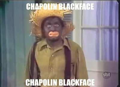 chapolin blackface