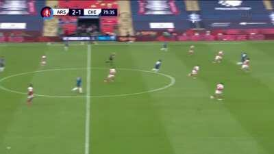 Martinez incident v Chelsea - not called, no replays shown