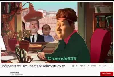 Lofi penis music