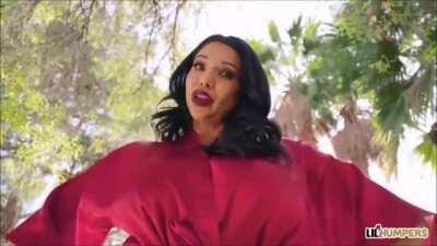 Latina Milf Missy Martinez Teaches Little Perv A Lesson