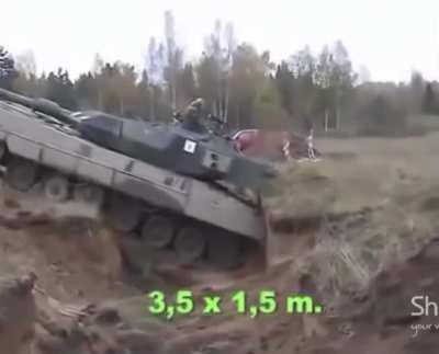 Tanks are wild