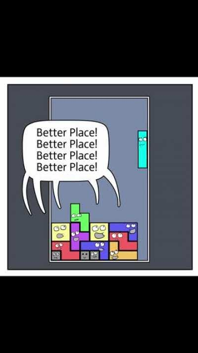 Better place!