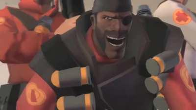 Demoman TF2