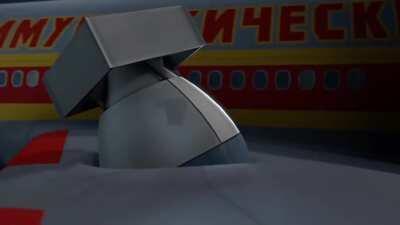 turbulence did deserve a saxxy