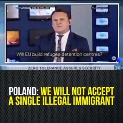 Imagine having a government like Poland 😭