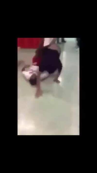 HMFT after I get body slammed in the locker room
