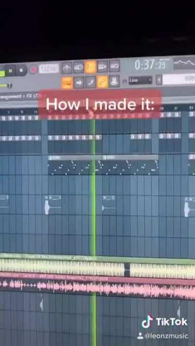 My 5th one - mixing WAP with the beat from Shape Of You