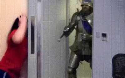 The crusade stops for no thot