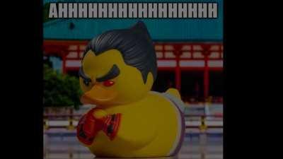 Tekken merchandise be like: