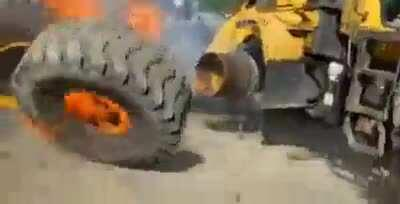 WCGW to quickly remove a tire.