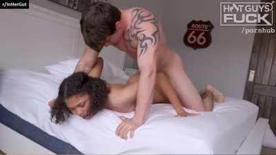 Michelle Anderson - Brutally Fucked