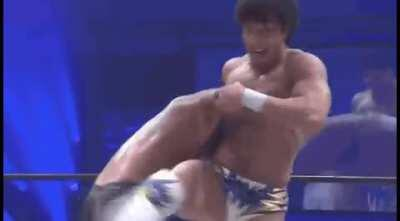 My new favorite wrestling move!