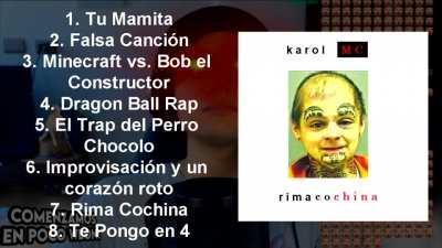Karol MC - Rima Cochina (Álbum Completo)