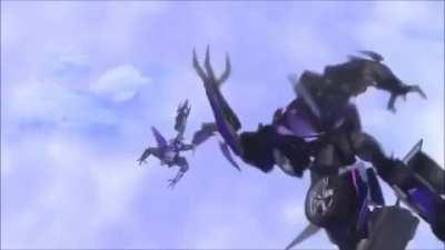 Megatron needs FLYERS!