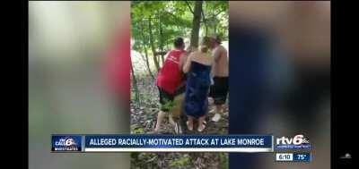Update: Victim of attempted lynching speaks out after the attack at Lake Monroe, Indiana on July 4th, 2020.