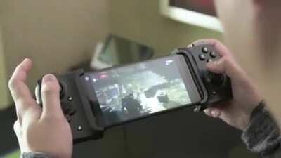 Razer Kishi For Mobile Gaming