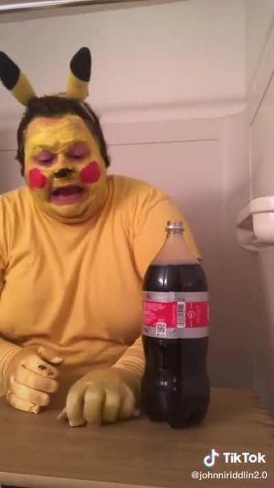 Pika Pika... Pikachu?