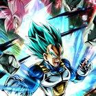 New LL SSGSS Vegeta card art!