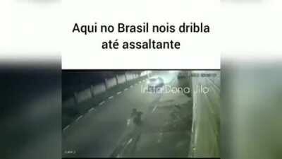 O Brasil não é para amadores kkkk