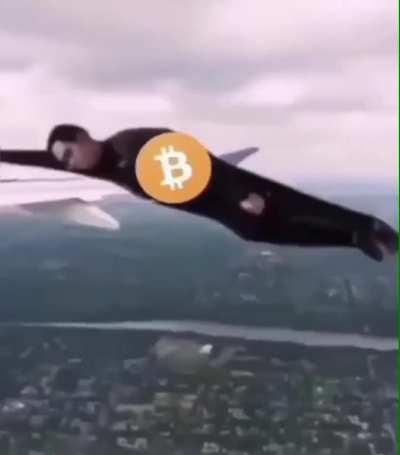 Bitcoin after 2020 halving.