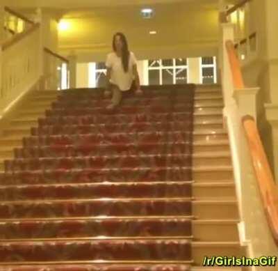 Stair Splits.