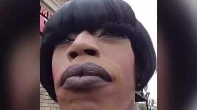 My phone took all my pictures/videos of Jasmine Masters and generated this slideshow