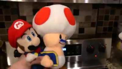Toad The Liar!