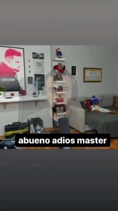 Abueno adiós master