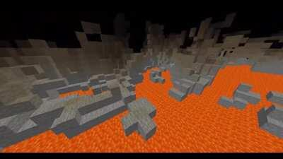 Insane lava run on custom map!