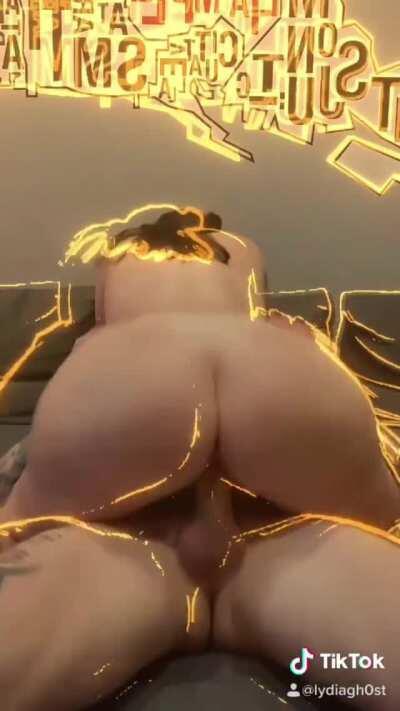 Tik tok porn must hit different, huh 💕