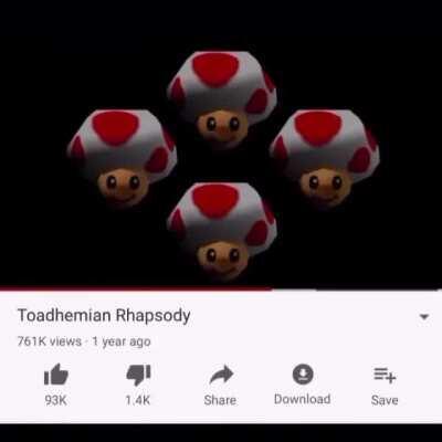 Toafhemian Rhapsody