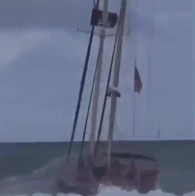 Sail hard to be hard, Matey!
