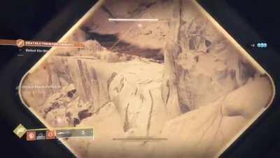 This is what 1000 hours on Destiny 2 looks like