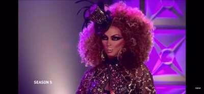 Alyssa's NERVE to send someone not in the line up to go home...ItsADragRaceCompetitionHuh