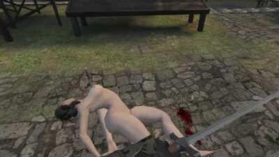 Blade & Sorcery: Dismemberment Mod + Nude Mod (Video by Chalk, longer version in comments)