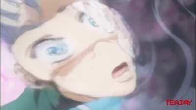An alternative universe where Yakuko denies Koichi's love