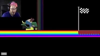 Glitchy Rainbow