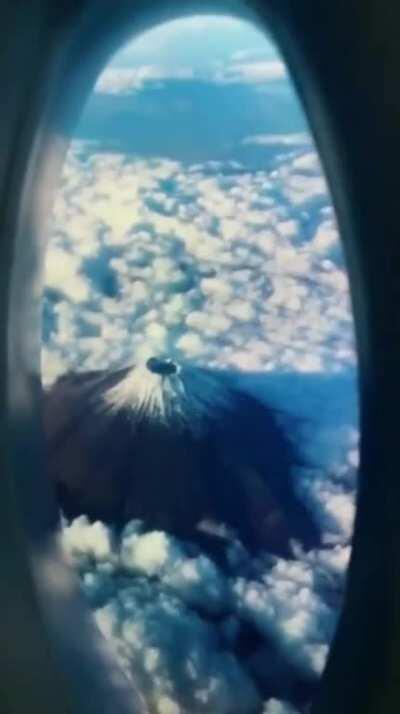 Mt. Fiji, what a view!