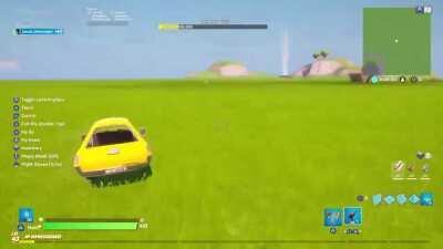 NEW CARS IN FORTNITE (NOT CLICKBAIT)