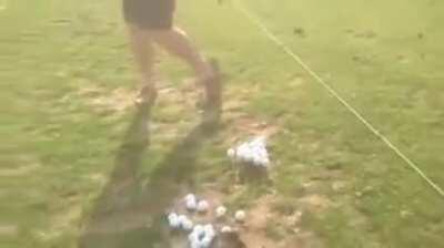 WCGW Golfing a Strike