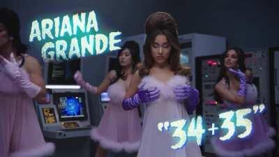Nice Touch at the End Ariana.