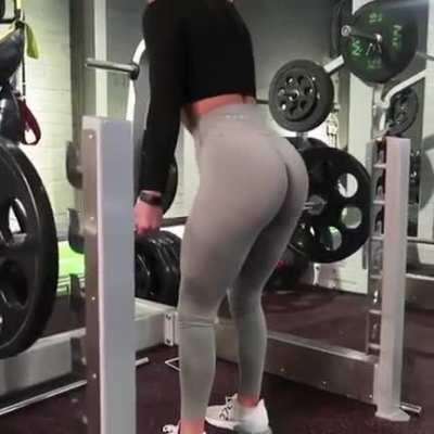 Working that ass, part 3!