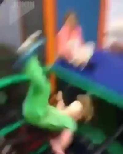 HMJB while I do a front flip on this thing