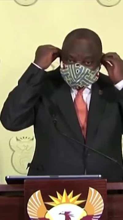 WCGW Wearing A Mask
